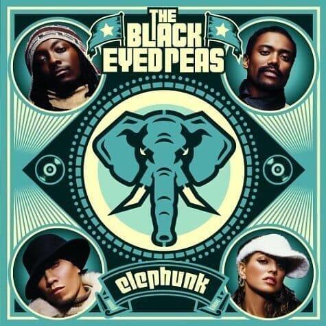 The Black Eyed Peasおすすめの名曲|アルバム編:『Elephunk』