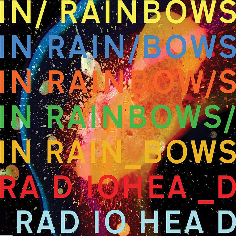 Radioheadおすすめの名曲|アルバム編:『In Rainbows』
