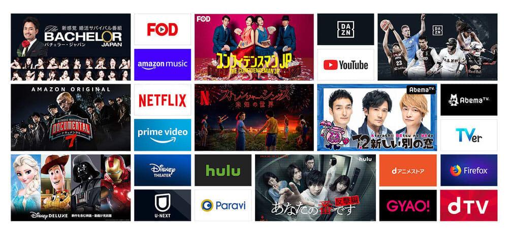 【Amazon Fire TV Stickの使い方】VOD・YouTube動画視聴が捗る!アレクサ連携で天気予報やニュースも聴けるファイアTVスティックの初期設定方法|「Fire TV Stick」一つで動画が思いのままに楽しめる