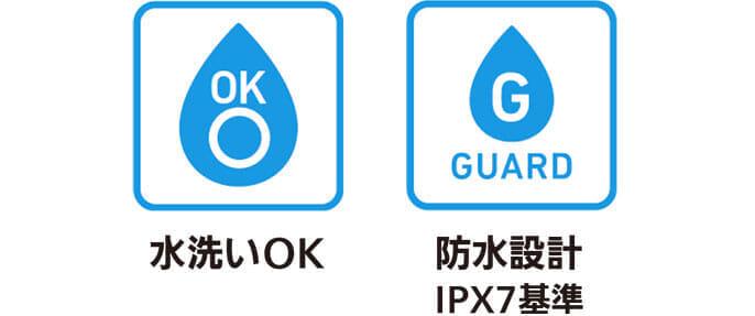 【鼻毛カッター パナソニックER-GN50レビュー】使い方は簡単!毛クズ吸引&水洗いOKのメンズ用おすすめエチケットカッター|安全構造で眉・耳・ヒゲにも|優れているポイント:完全防水仕様なので丸洗いできます。