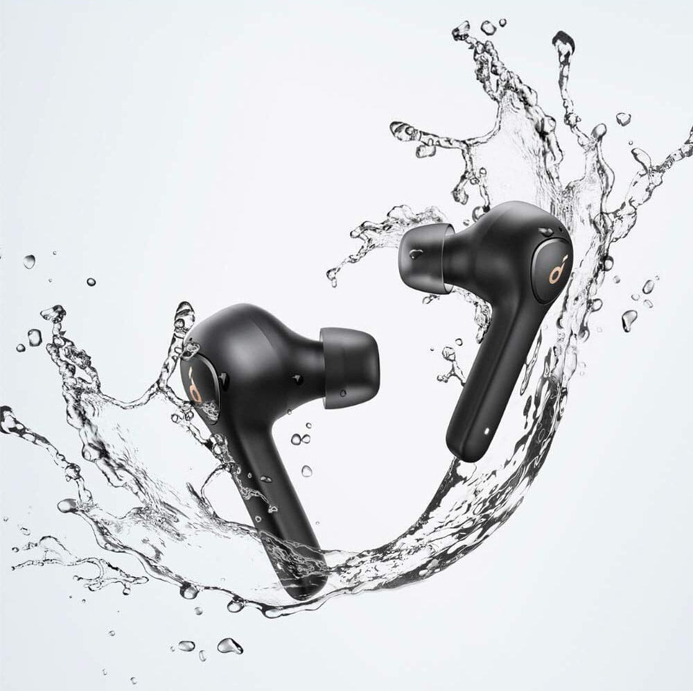 【Anker Soundcore Life P2レビュー】五千円で本体7時間再生・完全防水・AAC&APT-X・通話ノイキャン!!超高性能&高コスパBluetooth完全ワイヤレスイヤホン|優れているポイント:水没しても壊れない完全防水性能