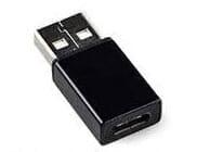 【ニンテンドースイッチにBluetoothイヤホンをつなぐガジェットまとめ】携帯モードはワイヤレスイヤホンが最高!おすすめのブルートゥース接続アイテム|ニンテンドースイッチ向けBluetoothトランスミッターの種類は?:USB-Cポート使用型Bluetoothトランスミッター:YOBWIN「ROUTE AIR」:USB-Aコンバーターはケーブルが搭載されていませんが、無線接続するうえで不足はありません。