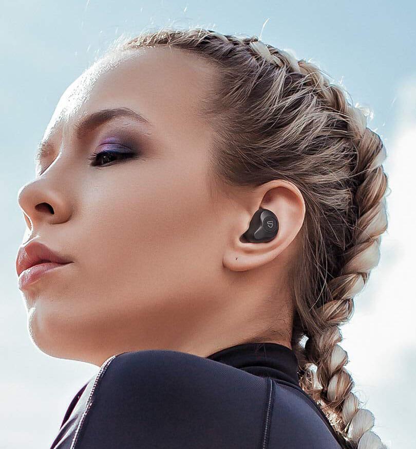 【SOUNDPEATS Truengine SEレビュー】デュアルドライバーの圧倒的音質!高音質AAC&ATP-X対応でiPhone&androidにおすすめの完全ワイヤレスイヤホン|使ってみて感じたこと:装着感