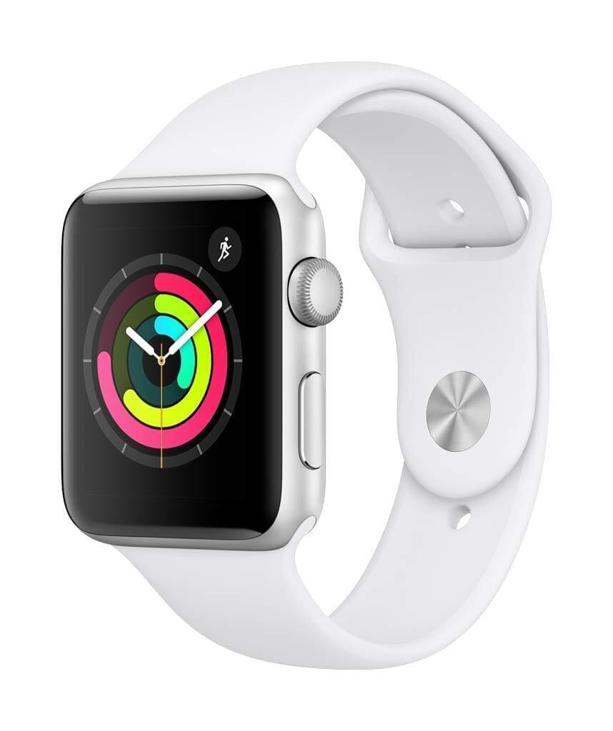 【アップルウォッチ シリーズ3レビュー】ワークアウト&ダイエット目的は旧モデル・アップルウォッチシリーズ3がおすすめ|アップルペイ・モバイルSuicaも便利|製品の公式画像