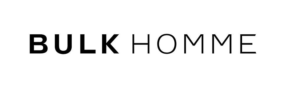 bulk hommeのロゴ