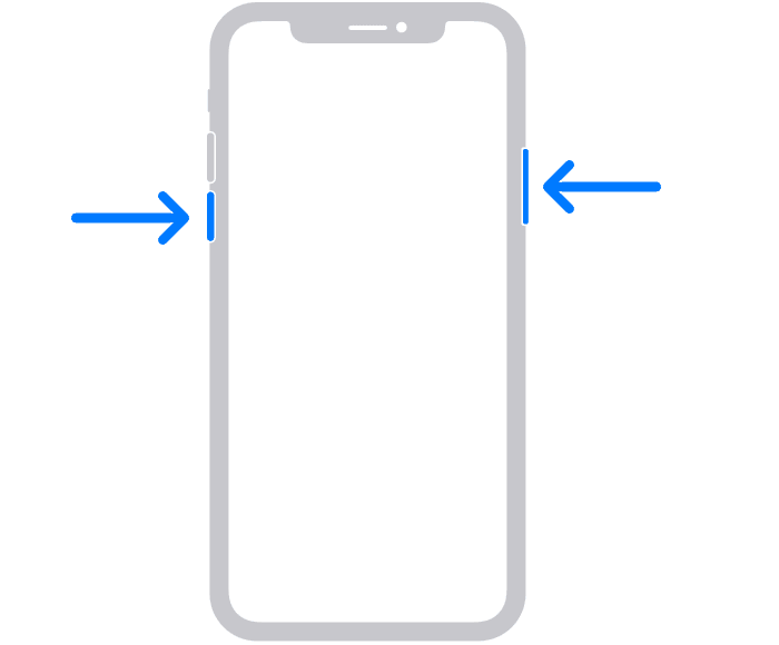 【Hulu再生できない場合の対処法】Hulu(フールー)を再生できない場合の対処法まとめ|フールー動画が見れない・繋がらない問題を徹底的に解消!!|超高速インターネット「NURO光」なら、動画視聴が超ストレスフリー!|デバイス別の対処法:スマホ・タブレット編:スマホ・タブレットを再起動する:iPhone X/iPhone 11の再起動方法