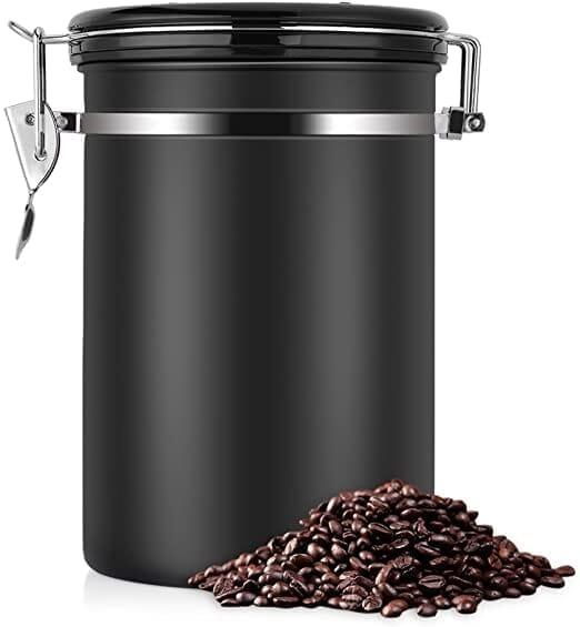 【コーヒー粉の保存方法】コーヒー粉を適切に保存して鮮度を保つ!美味しいコーヒーを長く楽しむための正しい保存方法|保存容器についても解説|保存容器の特徴