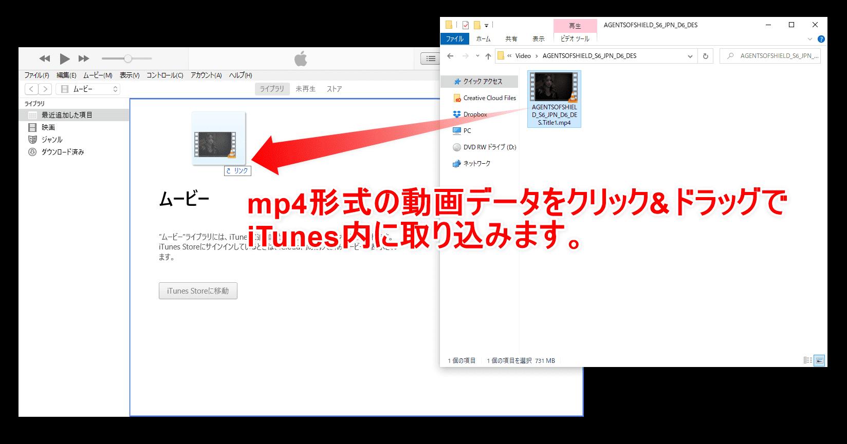 【DVDFab11リッピング方法】DVDFab11を使ってDVDをリッピング! mp4形式に変換してiPhoneに動画データを取り込む方法|ISOファイルからも変換可能|リッピングしたデータをiPhoneに取り込む:動画データをiTunesに登録する