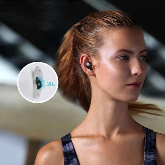 【Anker Soundcore Spirit Dot 2レビュー】スポーツ向けワイヤレスイヤホンの最適解!?完全防水で最大5.5時間連続再生&急速充電可能な完全ワイヤレスイヤホン|優れているポイント:スリムなデザインで快適な着け心地