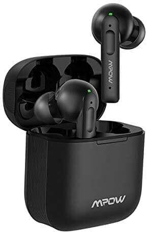 【Mpow X3 ANCレビュー】1万円未満でノイズキャンセリング機能搭載!最長7時間連続再生や10mmドライバーなど基本性能も高い完全ワイヤレスイヤホン|製品の公式画像