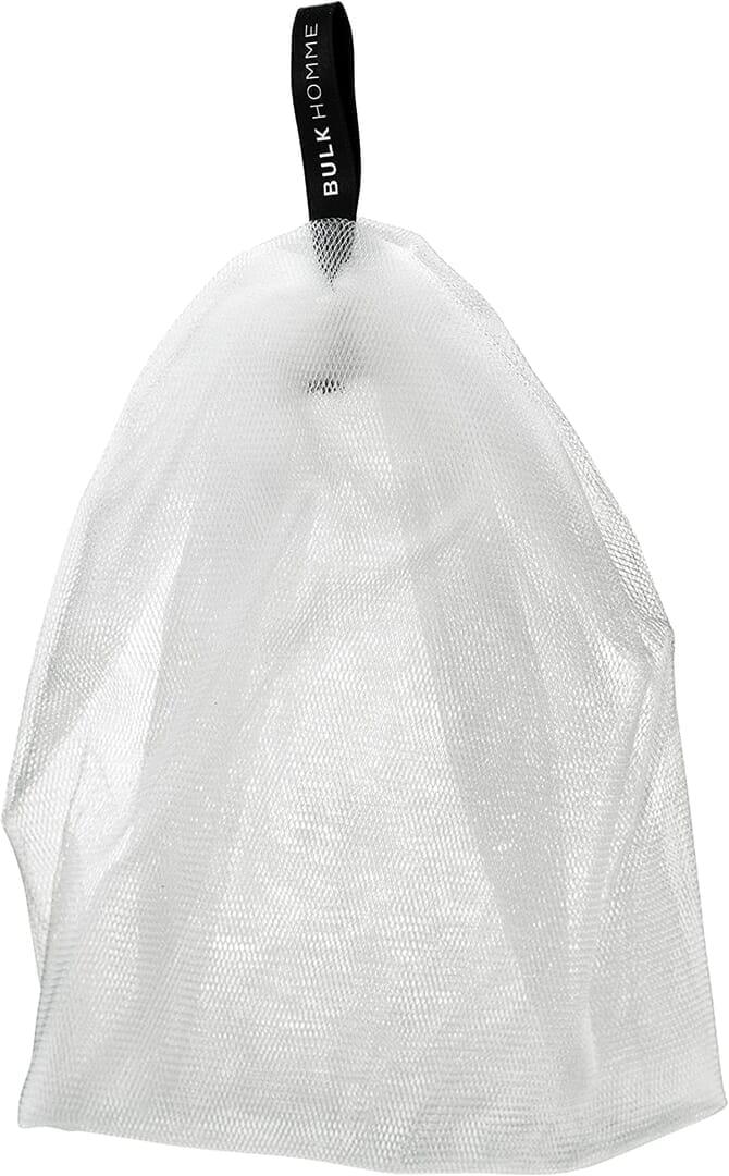 【バルクオムの泡立てネットについて】泡立てネットは500円お試しセットに同梱!高品質スキンケア用品バルクオムの泡立てネットはタダ同然でもらうのが鉄則|バルクオムのスキンケア用品:THE BUBBLE NET