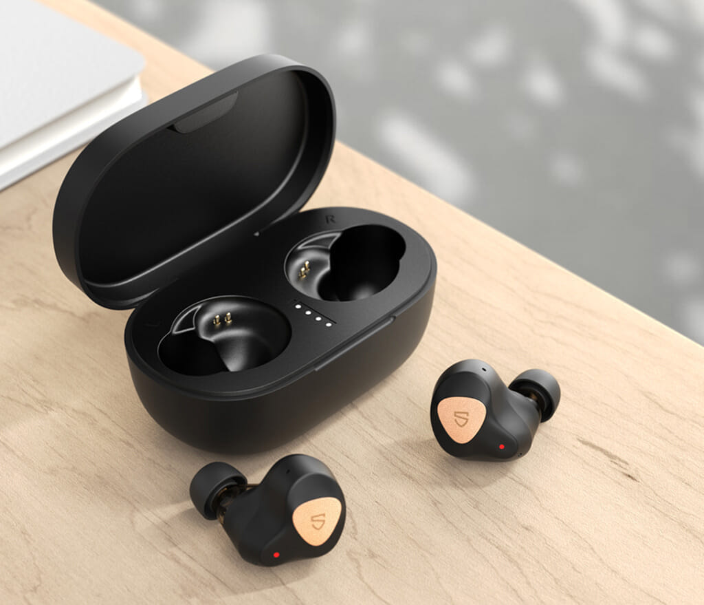 【SOUNDPEATS Truengine 3SEレビュー】デュアルドライバー搭載の迫力サウンドは必聴!最大30時間再生&高接続安定性が自慢の完全ワイヤレスイヤホン|優れているポイント:イヤホン単体6.5時間の高性能バッテリー
