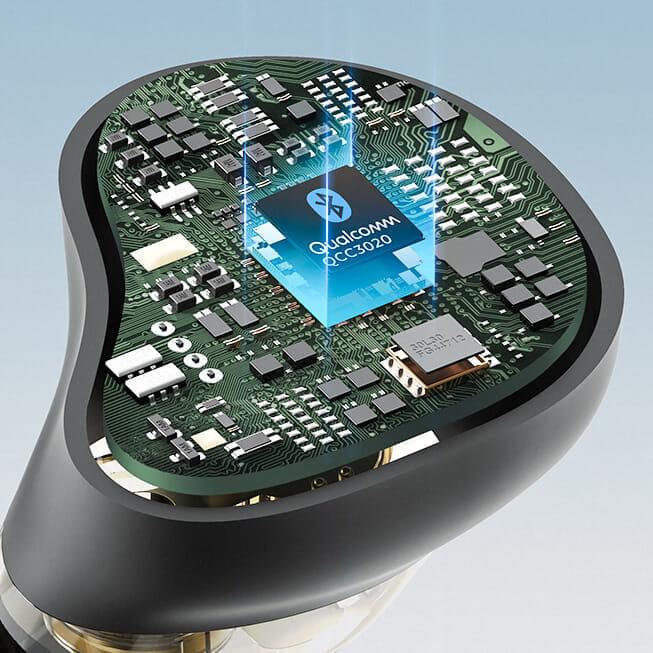 【SOUNDPEATS Truengine 3SEレビュー】デュアルドライバー搭載の迫力サウンドは必聴!最大30時間再生&高接続安定性が自慢の完全ワイヤレスイヤホン|優れているポイント:iPhone&androidの高音質コーデックに対応