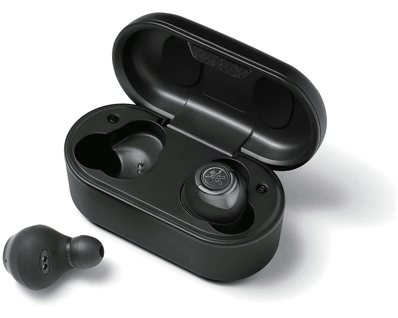 【ヤマハ完全ワイヤレスイヤホンTW-E7Aレビュー】アクティブノイキャン搭載のヤマハTWS最上位モデル!外音取り込み・リスニングケアなど機能充実|製品の公式画像