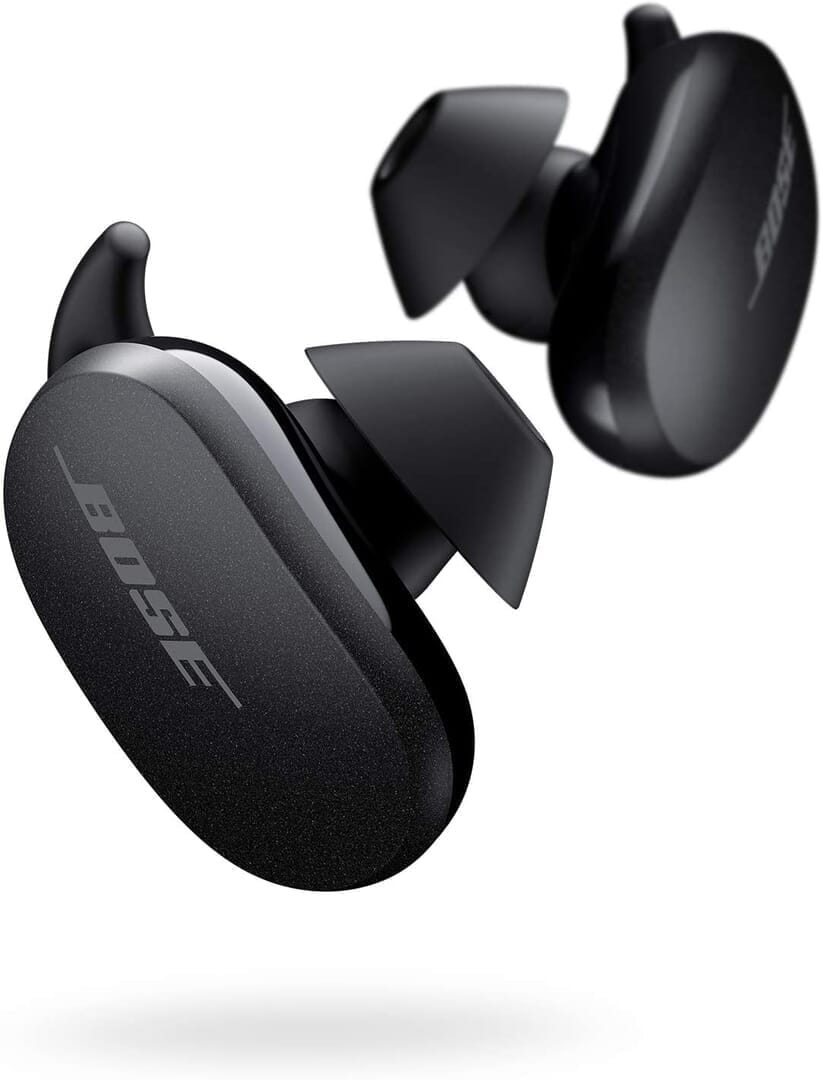 【BOSE QuietComfort Earbudsレビュー】業界の覇者BOSEのANC完全ワイヤレス!圧倒的なノイズキャンセリングを体感できる至極の完全ワイヤレスイヤホン|製品の公式画像
