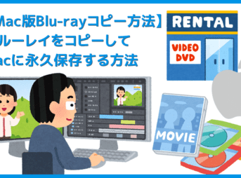 Mac版DVDFab12ブルーレイのコピー方法 無料でコピーガード解除してMacに取り込む!セル&レンタル・地上波番組を録画したブルーレイをコピーする方法